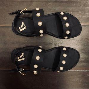 Report Designer Sandals.